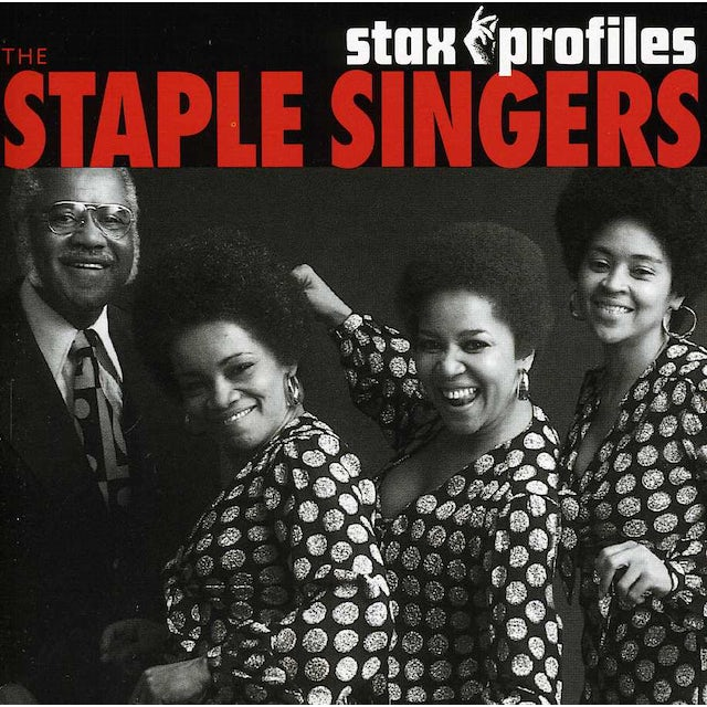 The Staple Singers STAX PROFILES CD