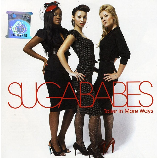 Sugarbabes TALLER IN MORE WAYS CD