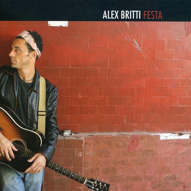 Alex Britti FESTA: SANREMO 2006 CD