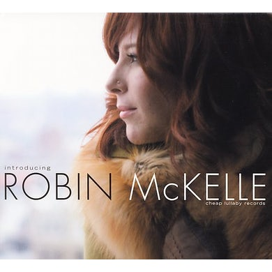 INTRODUCING ROBIN MCKELLE CD