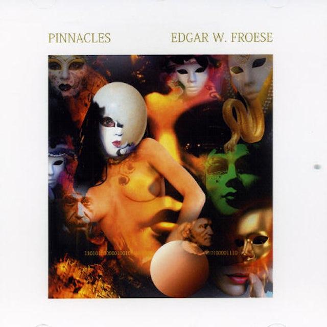 Edgar Froese PINNACLES CD