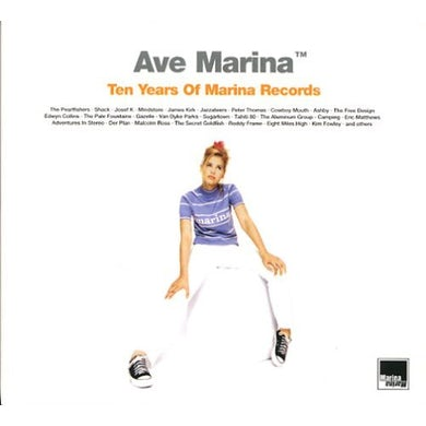 Ave Marina: Ten Years Of Marina Records / Various CD