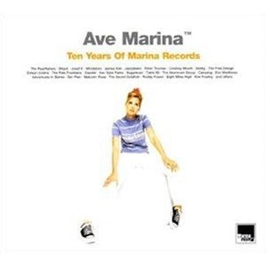 Ave Marina: Ten Years Of Marina Records / Various Vinyl Record