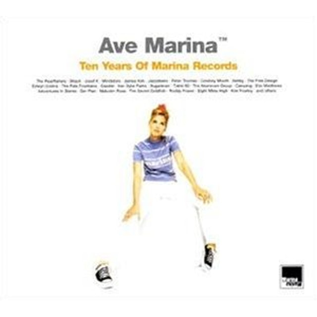 Ave Marina: Ten Years Of Marina Records / Various Vinyl Record