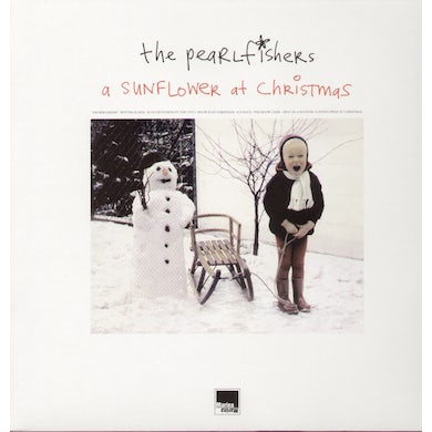 Pearlfishers SUNFLOWER AT CHRISTMAS Vinyl Record