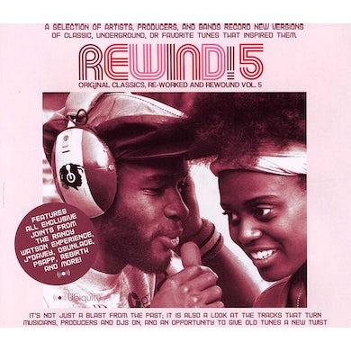 Rewind 5 / Various CD