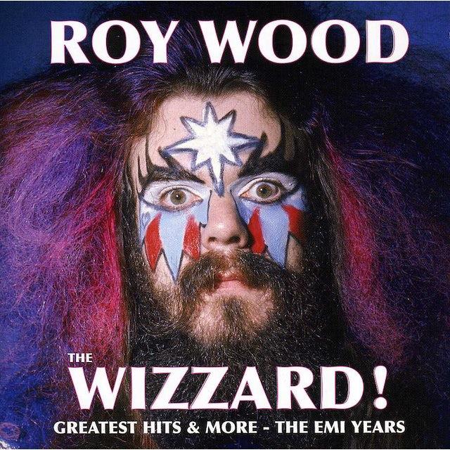 Roy Wood WIZARD CD