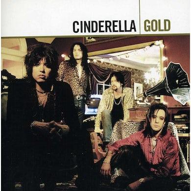 Cinderella GOLD CD