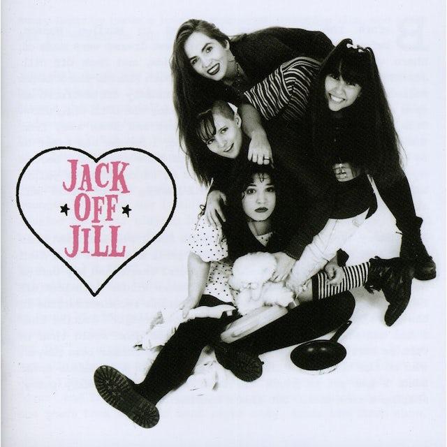 Jack Off Jill HUMID TEENAGE MEDIOCRITY 1992-1995 CD