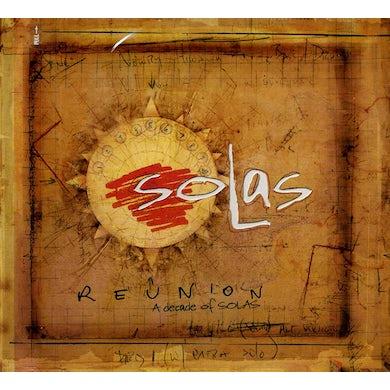 REUNION: A DECADE OF SOLAS CD