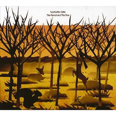 Leafcutter John FOREST & THE SEA CD