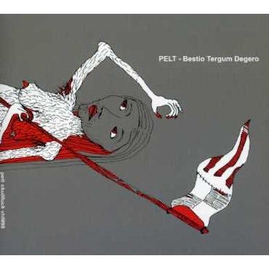 Pelt SKULLFUCK / BESTIO TERGUM DEGERO CD