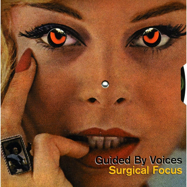 Guided By Voices SURGICAL FOCUS Vinyl Record