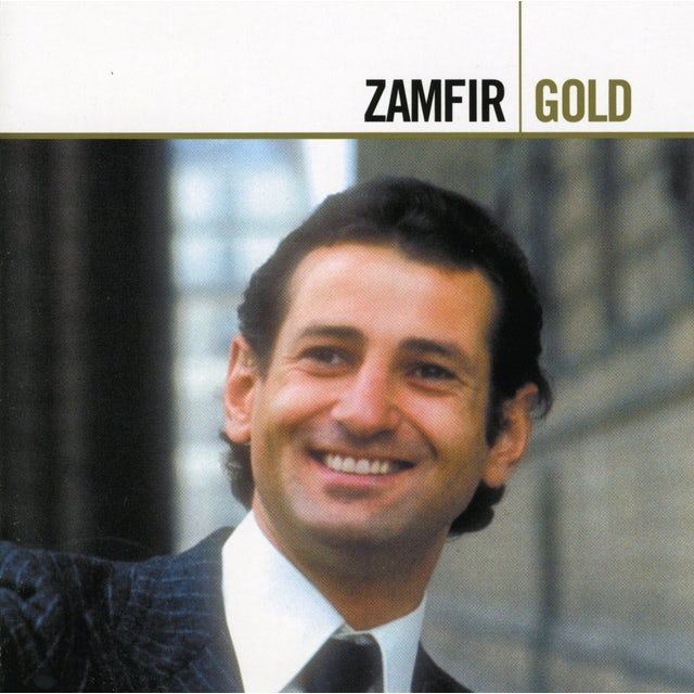 Zamfir Gold Cd