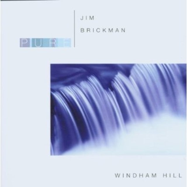 PURE JIM BRICKMAN CD