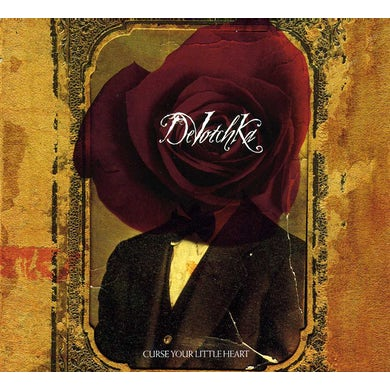 Devotchka CURSE YOUR LITTLE HEART CD