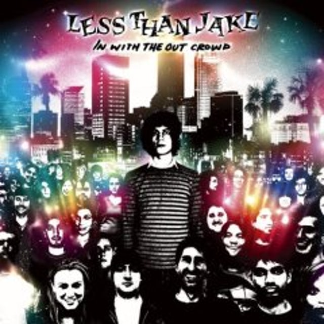 Less Than Jake IN WITH THE OUT CROWD CD