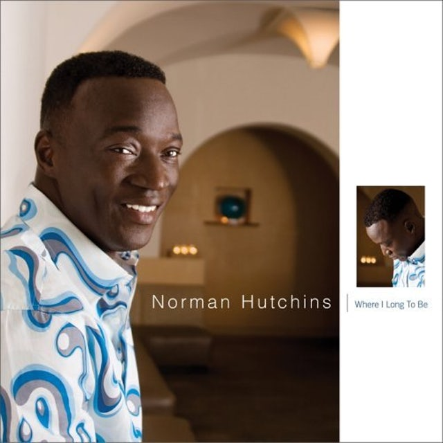 Norman Hutchins WHERE I LONG TO BE CD