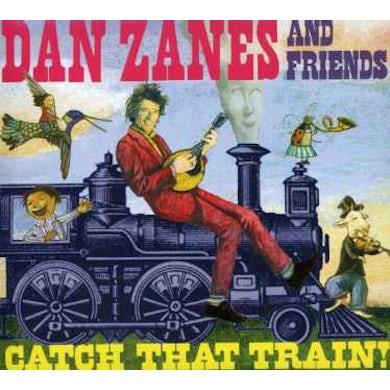 Dan Zanes CATCH THAT TRAIN CD
