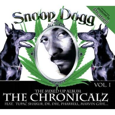 Snoop Dogg CHRONICALZ CD