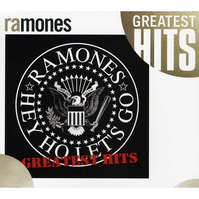Ramones GREATEST HITS CD