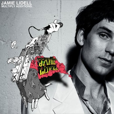 Jamie Lidell MULTIPLY ADDITIONS CD