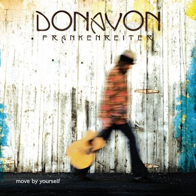 Donovan Frankenreiter MOVE BY YOURSELF (Vinyl)