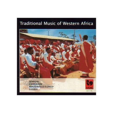 Senegal TRADITIONAL MUSIC OF WESTERN AFRICA CD