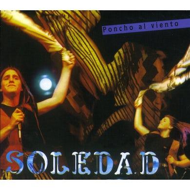 Soledad PONCHO AL VIENTO CD