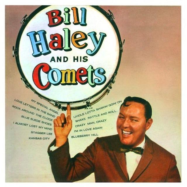 Bill Haley & Comets BILL HALEY & HIS COMETS CD