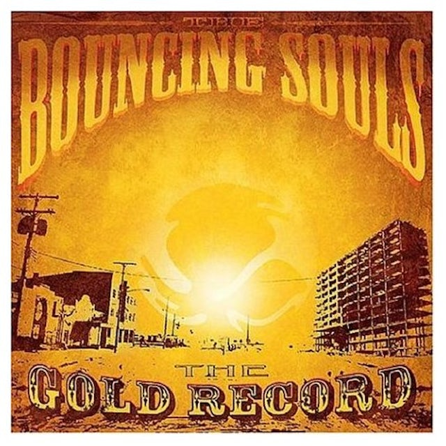 The Bouncing Souls GOLD RECORDS CD
