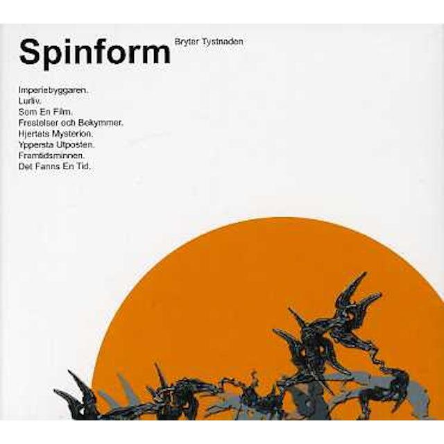 Spinform BRYTER TYSTNADEN CD
