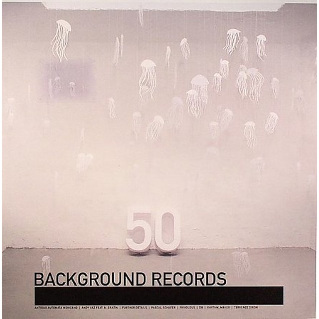 Background 50 / Various Vinyl Record