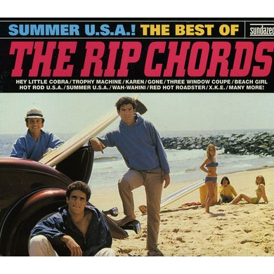 BEST OF RIP CHORDS CD