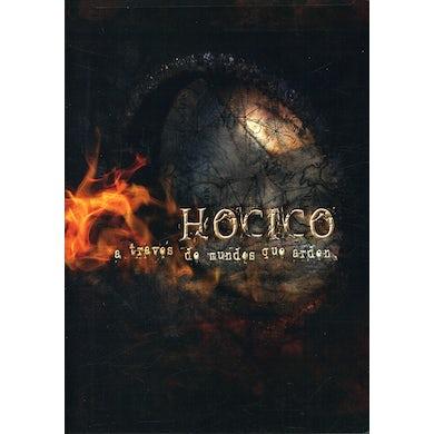 Hocico TRAVES DE MUNDOS QUE ARDEN DVD