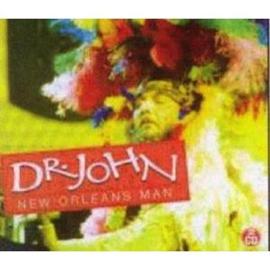 Dr. John NEW ORLEANS MAN CD