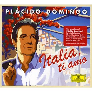Placido Domingo ITALIA TI AMO CD