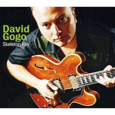 David Gogo SKELETON KEY CD