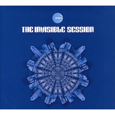 INVISIBLE SESSION CD