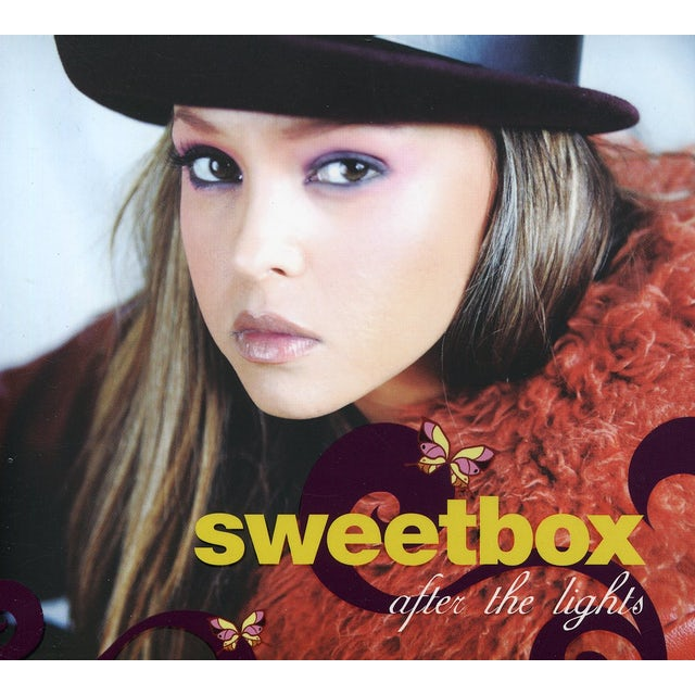Sweetbox AFTER THE LIGHTS CD