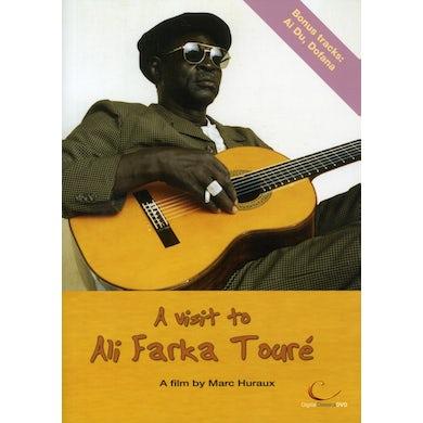 VISIT TO ALI FARKA TOURE DVD
