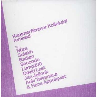 Kammerflimmer Kollektief REMIXED CD