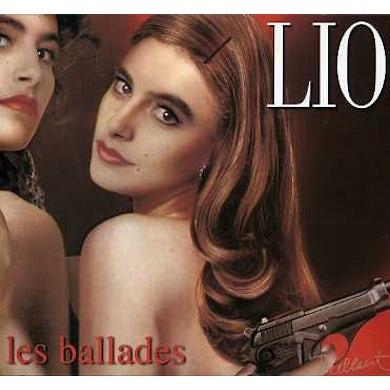 Lio BALLADES: BEST OF CD