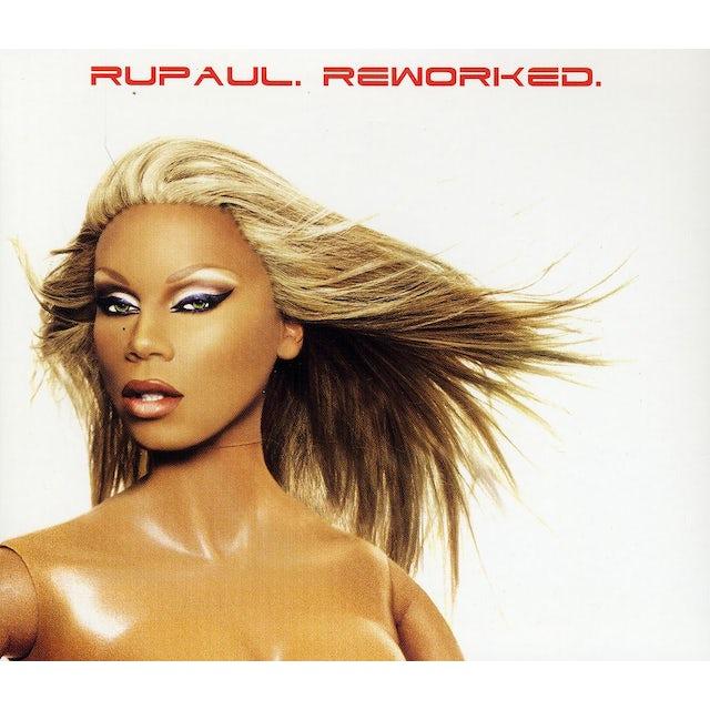 Rupaul REWORKED CD