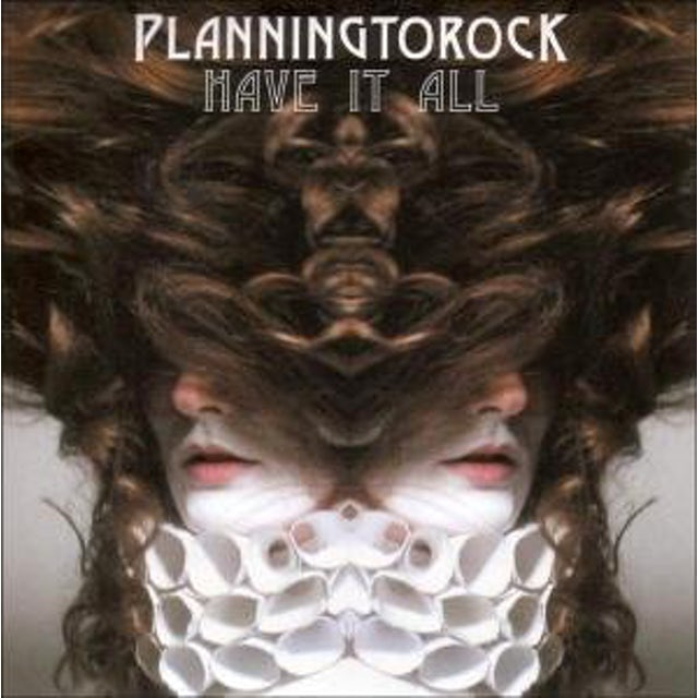 Planningtorock HAVE IT ALL Vinyl Record