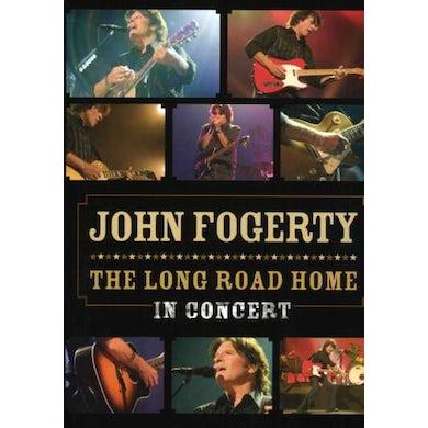 John Fogerty LONG ROAD HOME: IN CONCERT DVD