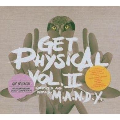 Mandy GET PHYSICAL 2 CD
