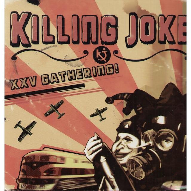 Killing Joke XXV GATHERING / LET US PREY Vinyl Record - Limited Edition