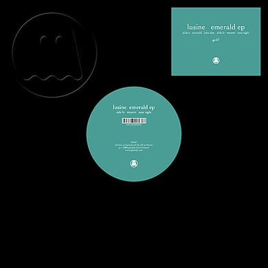 Lusine EMERALD EP Vinyl Record