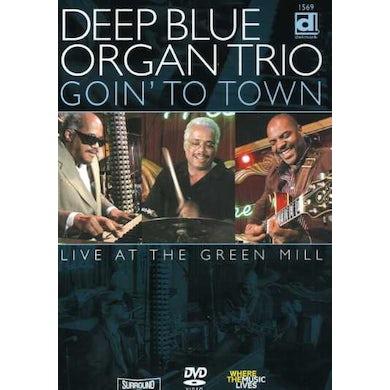 Deep Blue Organ Trio LIVE AT THE GREEN MILL DVD